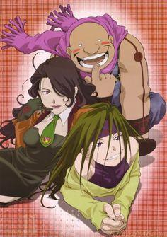 Fullmetal Alchemist, Envy (FMA), Lust (FMA), Gluttony (FMA)