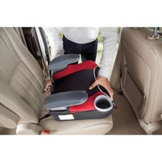 Graco Affix Backless Youth Booster Car Seat with Latch System, Pierce - http://our-shopping-store.com/baby-products.asp