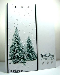 The Deep Forest by jojot - Cards and Paper Crafts at Splitcoaststampers