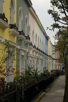 Dreamhouse on Kelly Street, Kentish Town, London ----- right down the street from where i live