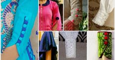 East tutorials of Sleeves design cutting and stitching