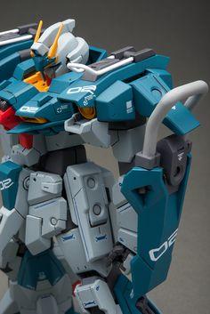 GUNDAM GUY: HGBF 1/144 Lightning Gundam Heavy Weapon - Customized Build