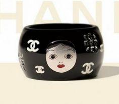 Russian Nesting Dolls - Chanel Bangle