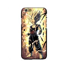 Japanese Cartoons Anime Series Dragon Ball Z Durable Style Hard White Cover Case For Apple iPhone 4 4G 4S 5 5G 5S 5C 6 6S 7 Plus