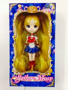 Pullip Sailor Moon       #doll #pullip #sailormoon