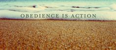 Obedience is Action: How the Obedience of Abraham Displayed God's ...