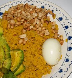 Exploring The World: Some West African food and recipes - Georgia Cole - . Exploring The World: Some West African food and recipes . Exploring The World: Some West African food and recipes - Ghanaian Food, Nigeria Food, West African Food, How To Cook Beans, Cooking Recipes, Healthy Recipes, Delicious Recipes, Healthy Food, Caribbean Recipes
