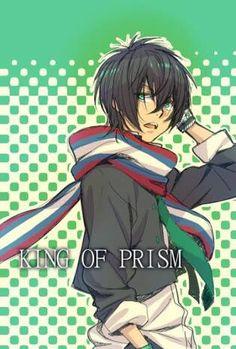 KING OF PRISM BY PRETTY RHYTHM   Taiga