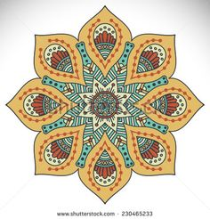 Mandalas. Round Ornament Pattern. Vintage decorative elements. Hand drawn background. Islam, Arabic, Indian, ottoman motifs.