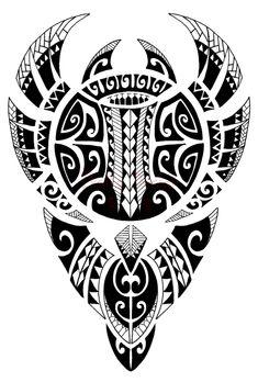 Полинезийские татуировки тату, полинезия, длиннопост