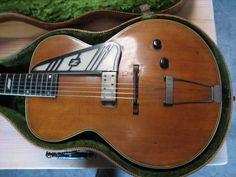 Circa 1937 - 1939 National Electric Spanish Guitar