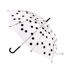 Dots Transparent #umbrella