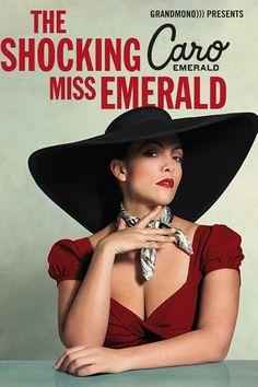 Stop Staring! - Billion Dollar Dress in Red gezien bij Caro Emerald