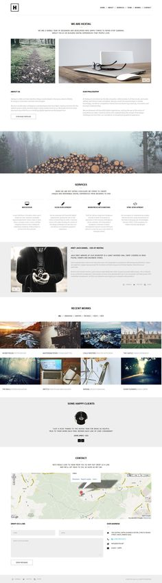 The Most Popular WordPress Themes released in February 2014 #wordpress #2014
