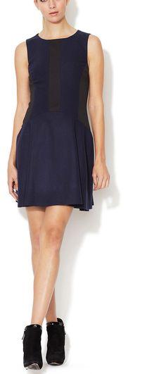Claudine A-Line Dress