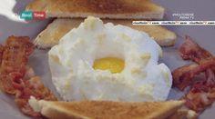 La ricetta dell'uovo nuvola di Benedetta #MoltoBene