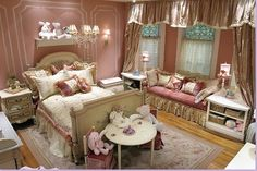 Old Fashioned Pink Girl's Room Pictures, Photos, and Images for Facebook, Tumblr, Pinterest, and Twitter