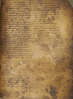 This charming saint! The earliest known copy of the protective charm of the Irish saint Laidcenn survives in the c9th cent. Book of Nunnaminster and protects individual body parts from demons, including the eyes.