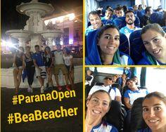 #ParanaOpen #BeaBeacher