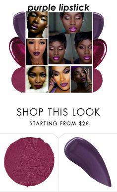 """Untitled #481"" by fashondoll ❤ liked on Polyvore featuring beauty, Christian Dior, Givenchy and Lipstick Queen"