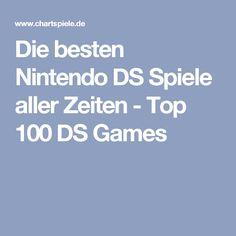 Die besten Nintendo DS Spiele aller Zeiten - Top 100 DS Games