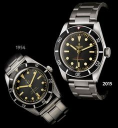 "One-Of-A-Kind Tudor Heritage Black Bay To Be Part Of Only Watch 2015 Auction - ""This is a very rare chance to own a modern piece unique Tudor watch, a one-of-a-kind Tudor Heritage Black Bay One. The Only Watch 2015 charity watch auction is coming to Geneva this year on November 6th, 2015..."""