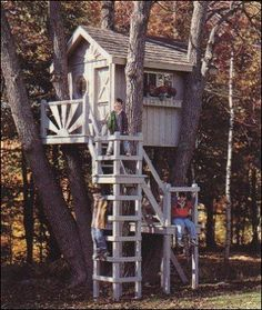 add a tire swing and there you go!