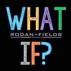 WHAT IF you partnered with the doctors that created of ProActiv in their biggest venture yet - Rodan + Fields? What they did for acne, they are now doing for anti-aging, sun damage, and sensitive skin. #1 FASTEST GROWING premium skincare company. #1 ACNE & ANTI-AGING brand. AND we have the opportunity to join them in this incredible business! Become a Consultant and try out the business for 60 days. Don't feel like it's a good fit? Get a full refund. Let's do this…