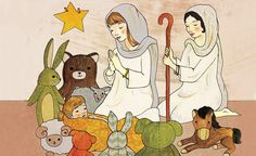 Her daughters were always fighting. Could the Christmas spirit help them to get along?