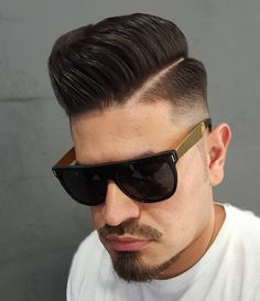 Haircut by db.dillblack http://ift.tt/1Rp2iED #menshair #menshairstyles #menshaircuts #hairstylesformen #coolhaircuts #coolhairstyles #haircuts #hairstyles #barbers