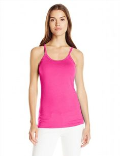 8612af39c2fe2 C C California Women s Emma Tank  Classic racerback tank with skinny straps  and scoop neckline