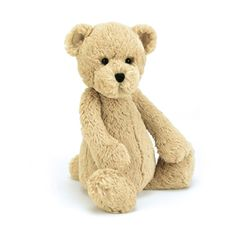 Jelly Cat - Bashful Medium Honey Bear 12""