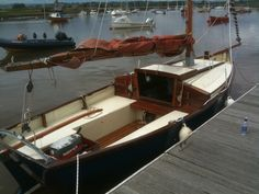 Cornish - Shrimper Sailing Boats for sale in Devon, South West :: Boats and Outboards