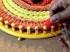 Knitting Wheel Casting Off : Cable the easy way with this video on how to do 4 stitch right