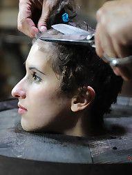 Lesbian Extreme shaved