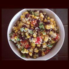 The King of Quinoa Salads | epicuriousbrit