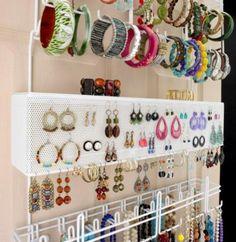402 best Jewelry Storage images on Pinterest | Jewellery storage Jewelry storage and Jewelry organization & 402 best Jewelry Storage images on Pinterest | Jewellery storage ...