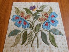 Quilting By Celia....check out the rest of the blocks on her site