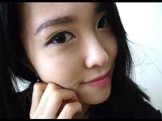 Makeup Tutorial Korean Ulzzang Watches 25 Ideas - Makeup Looks Korean Ullzang Makeup, Makeup Rooms, Makeup Tips, Face Contouring Tutorial, Eyebrow Tutorial, Ulzzang Hair, Korean Ulzzang, Korean Eyebrows, Makeup Artist Quotes
