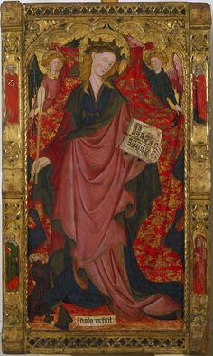 Saint Ursula | Museu Nacional d'Art de Catalunya