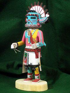 Hopi Kachina Doll - Supai Uncle Kachina - Rare & Beautiful