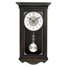 Bulova Elsmere Wall Chime Clock - 11-in. Wide 129.99