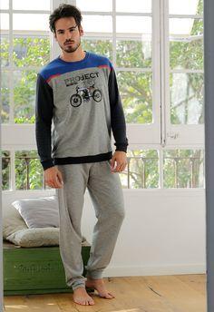 Pijama-invierno -hombre-massana-motorcycle