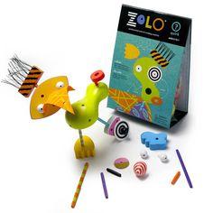 zolo•creativity set: quirk | Zolo