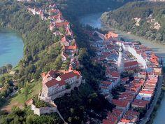Burghausen castle, © Bayerische Schlösserverwaltung…