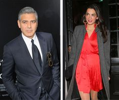 Brides: Where Will George Clooney and Amal Alamuddin Get Married?