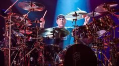 Neil Peart of Rush (Maria Ives for Radio.com)