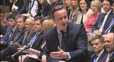 Il premier Cameron contro la Brexit