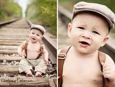 Baby Boy 6 month pictures