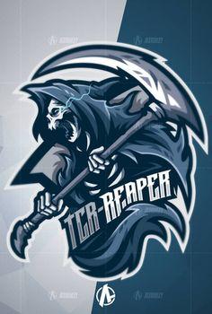 Logo Desing, Game Logo Design, Robot Logo, Ninja Logo, Hero Logo, Sports Decals, Youtube Logo, Esports Logo, Sports Team Logos